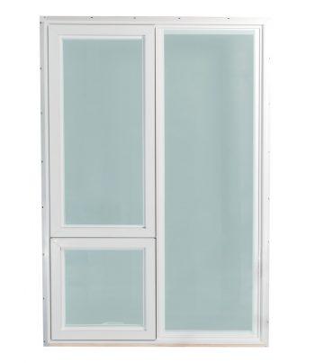 A1 Windows 350 series shaped window