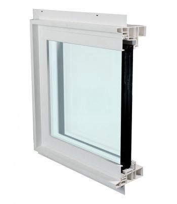 A1 Windows vinyl fixed picture window