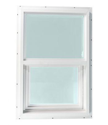 A1 Windows vinyl vertical sliding window