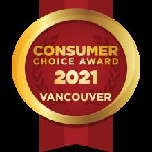 Consumer Choice Award 2021 logo
