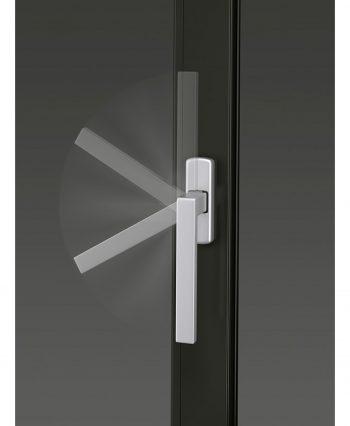 A1 Windows Loft aluminum patio door handle