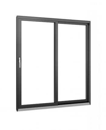 A1 Windows Loft aluminum patio door