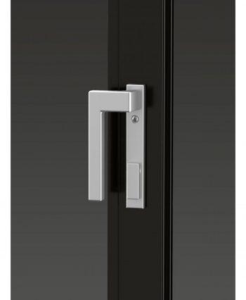 A1 Windows Urbania aluminum patio door handle