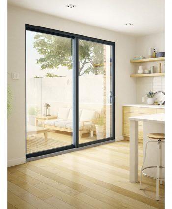 A1 Windows Urbania aluminum patio door