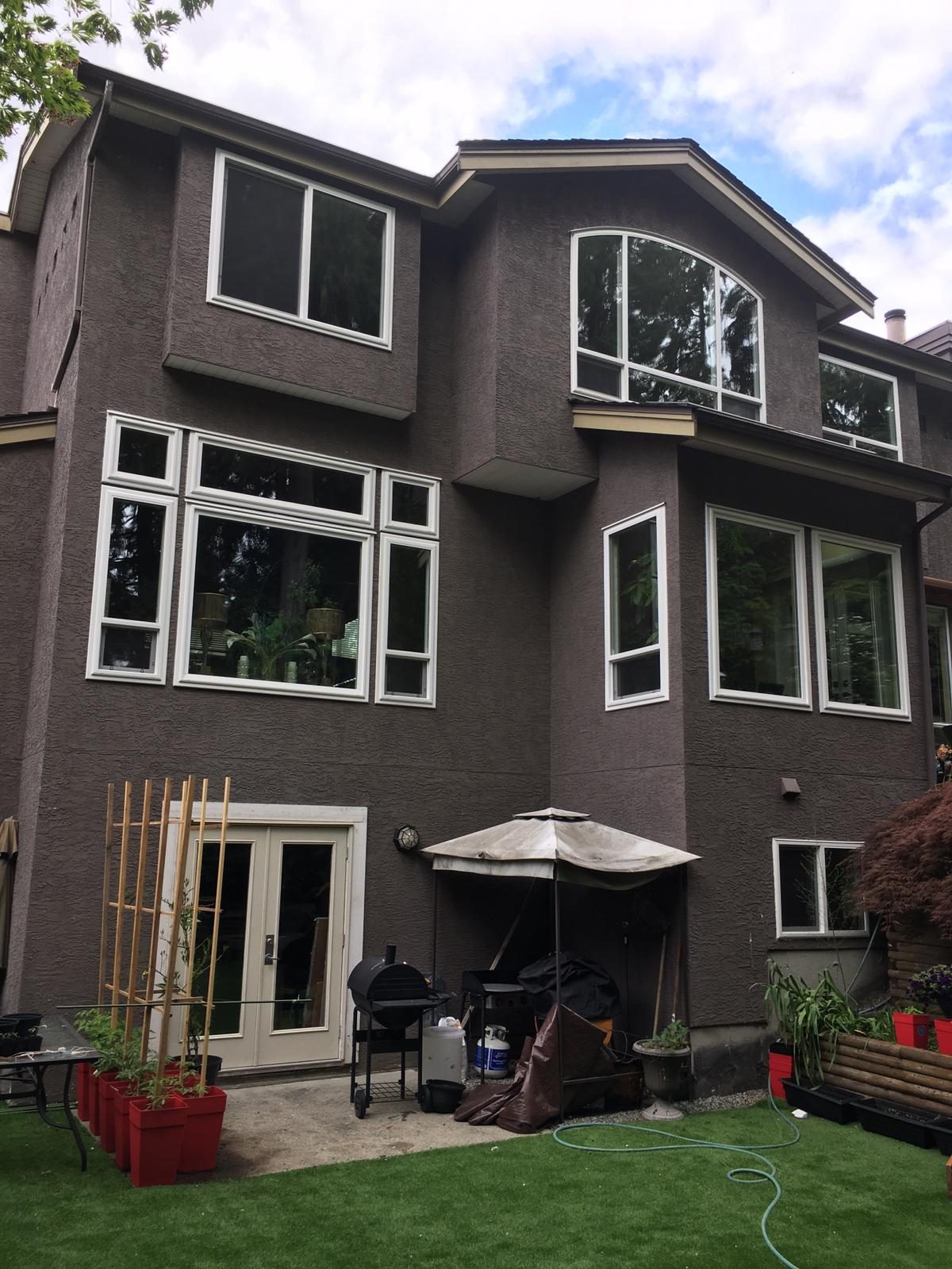 Image of home with A1 Windows installed
