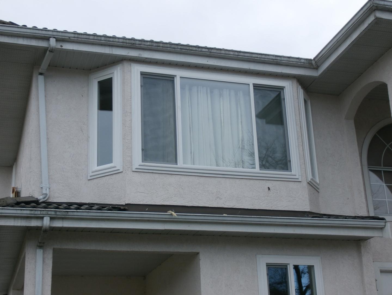 A1 windows on home